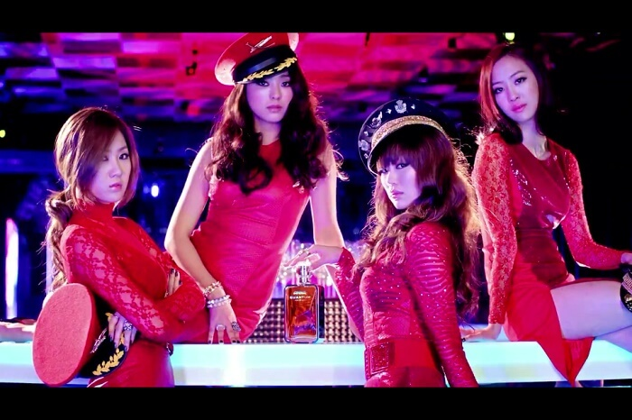 10 hinos intemporais de girl groups de kpop sistar