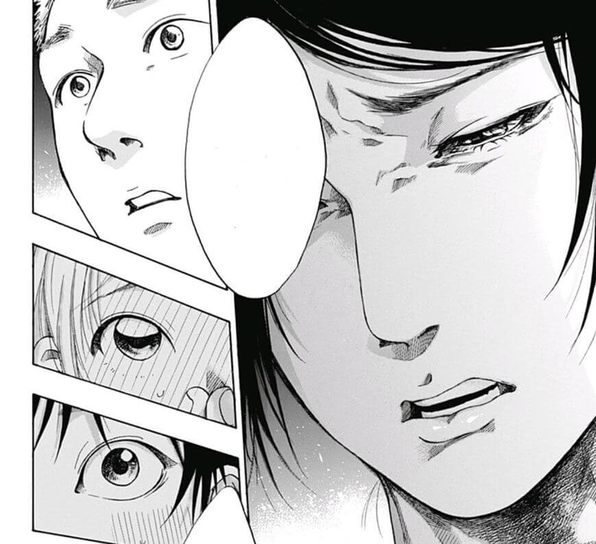 Ao no Flag - Uma história de Amor - Manga shoujo