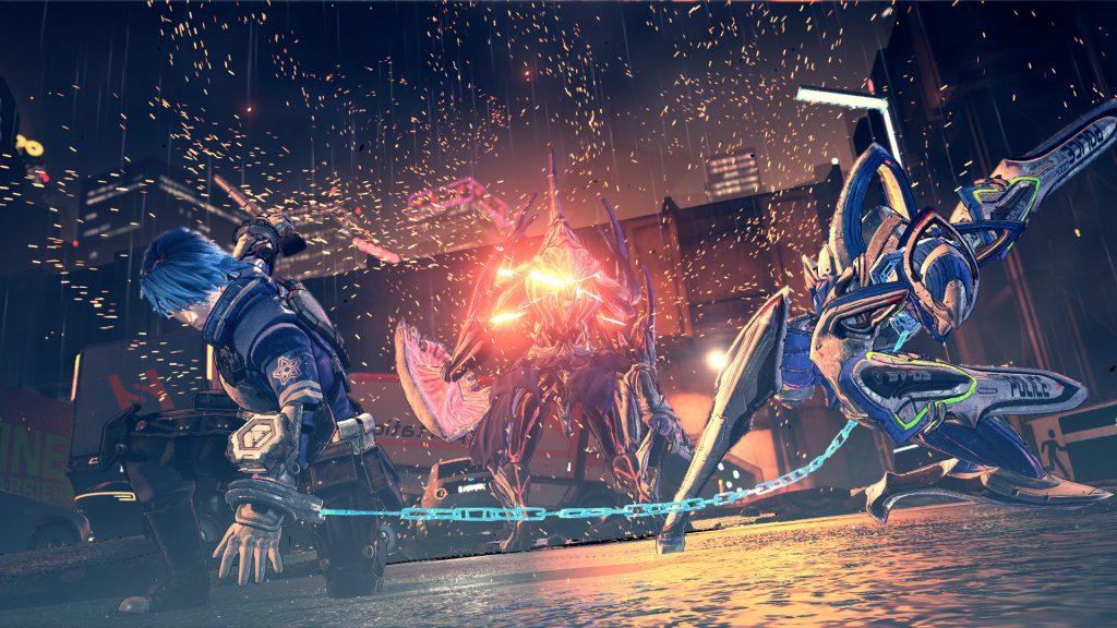 Astral Chain - Novo jogo de PlatinumGames
