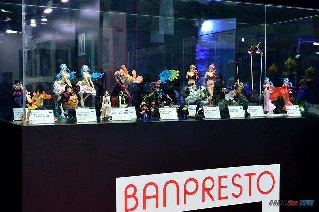 Banpresto é Dissolvida e Combinada com Bandai Spirits