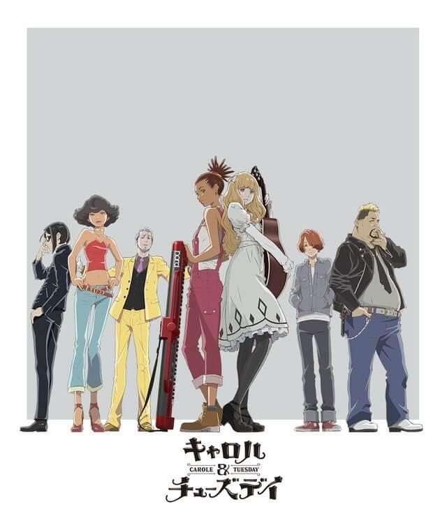 Carole & Tuesday - Anime revela Trailer e Estreia | Carole & Tuesday - Watanabe Explica Escolhas Musicais | Carole & Tuesday - Anime Original vai receber Manga