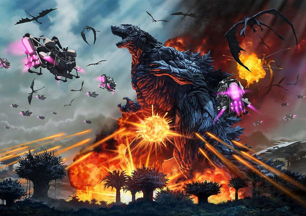 Trilogia Godzilla Análise - Toho e uma nova Interpretação - Godzilla!