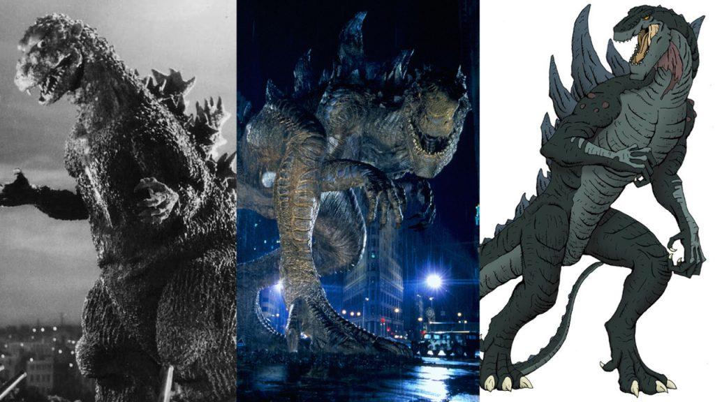 Trilogia Godzilla Análise - Toho e uma nova Interpretação - Godzilla ao longo dos anos