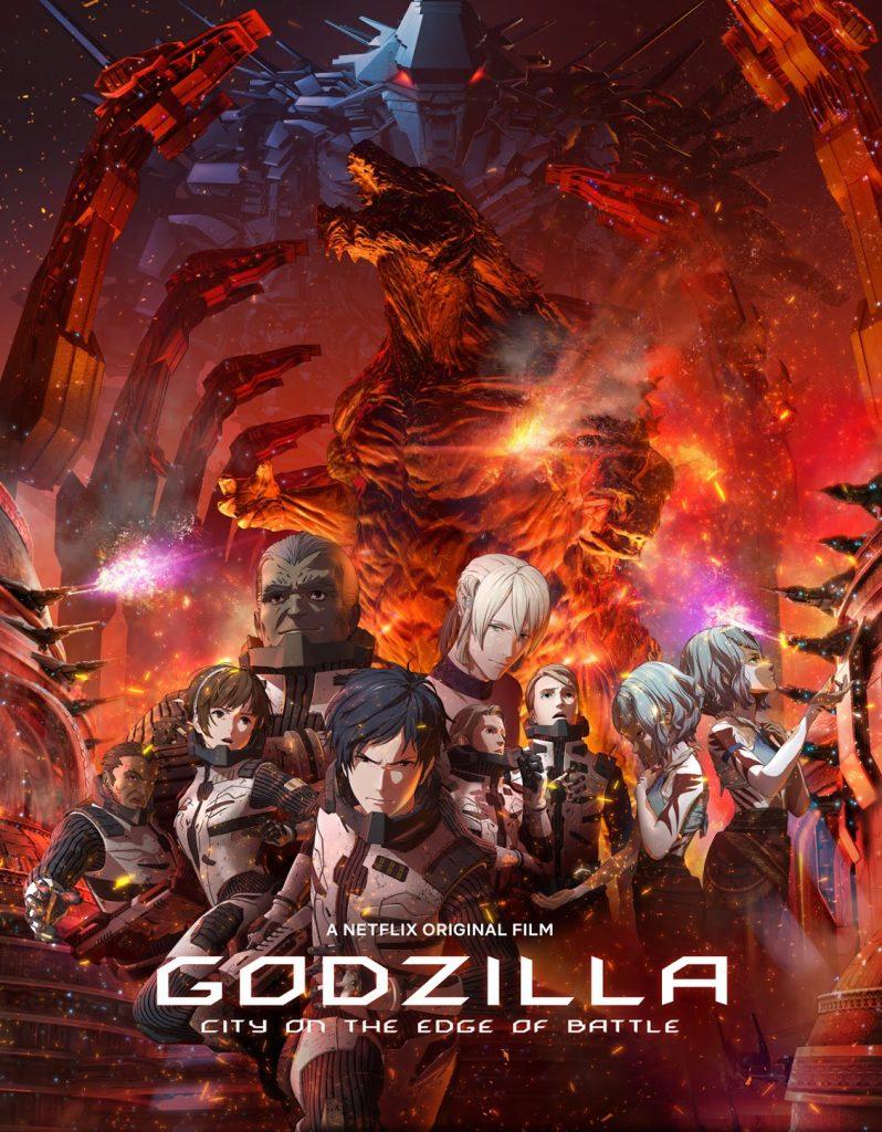 Trilogia Godzilla Análise - Toho e uma nova Interpretação - Poster 2