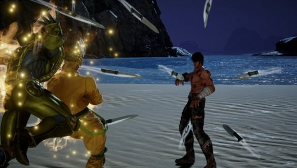 JUMP FORCE – Primeiros Screenshots de Jotaro Kujo e DIO