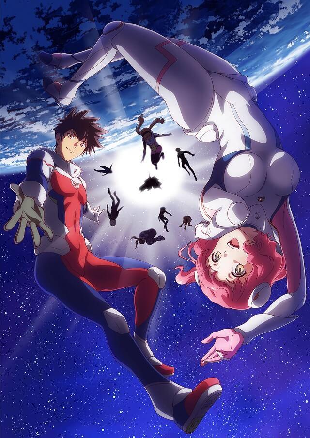 Kanata no Astra - Manga de Kenta Shinohara recebe Anime
