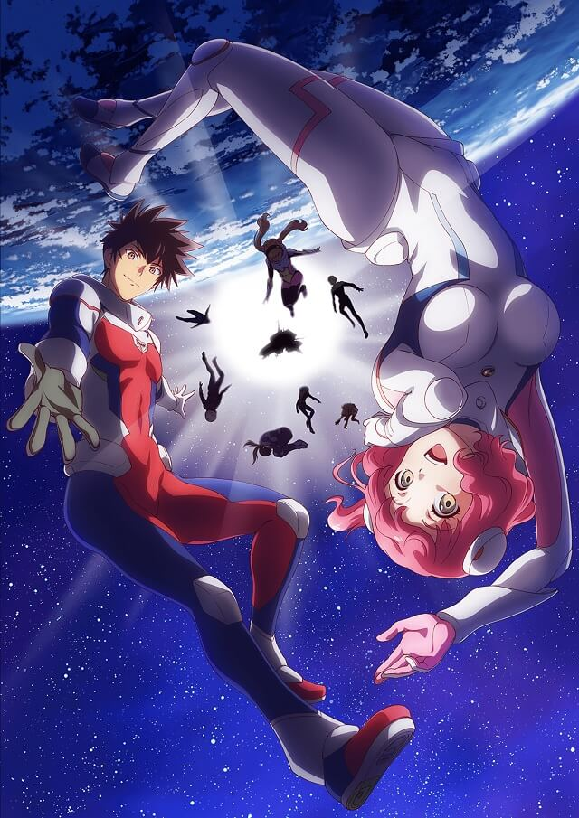 Kanata no Astra - Manga de Kenta Shinohara recebe Anime | Kanata no Astra – Anime revela Vídeo Promocional