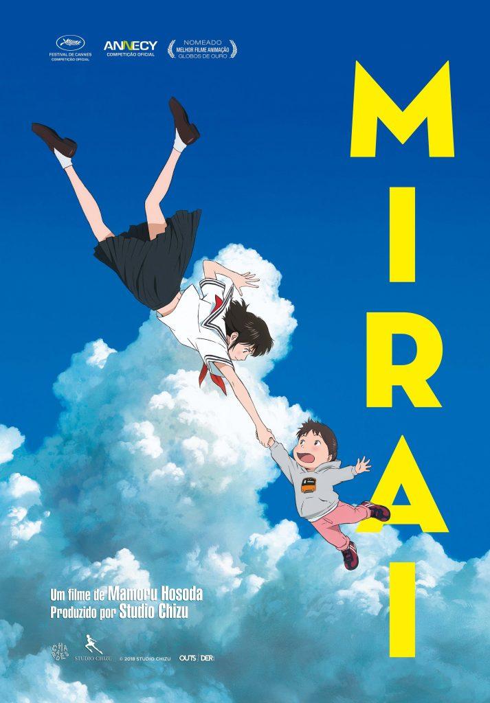 Entrevista a Mamoru Hosoda - Realizador por detrás de Mirai