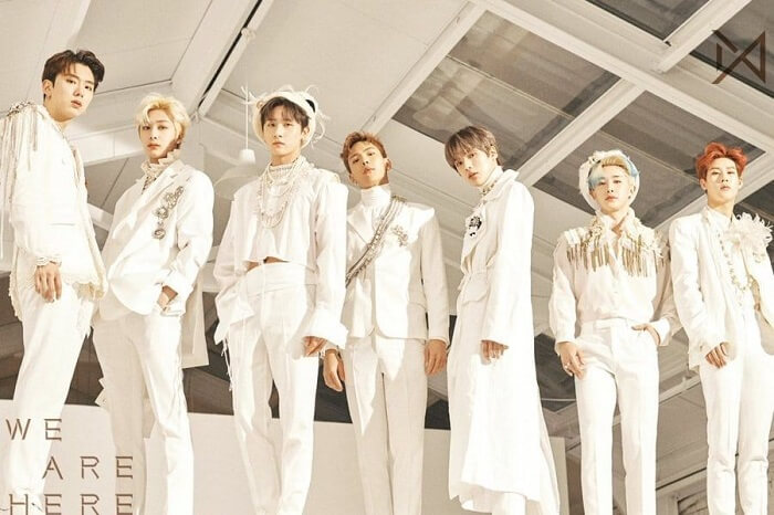 Monsta X image by soompi 19fev2019