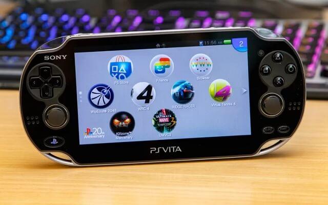 PS Vita - Produção vai Terminar em Breve
