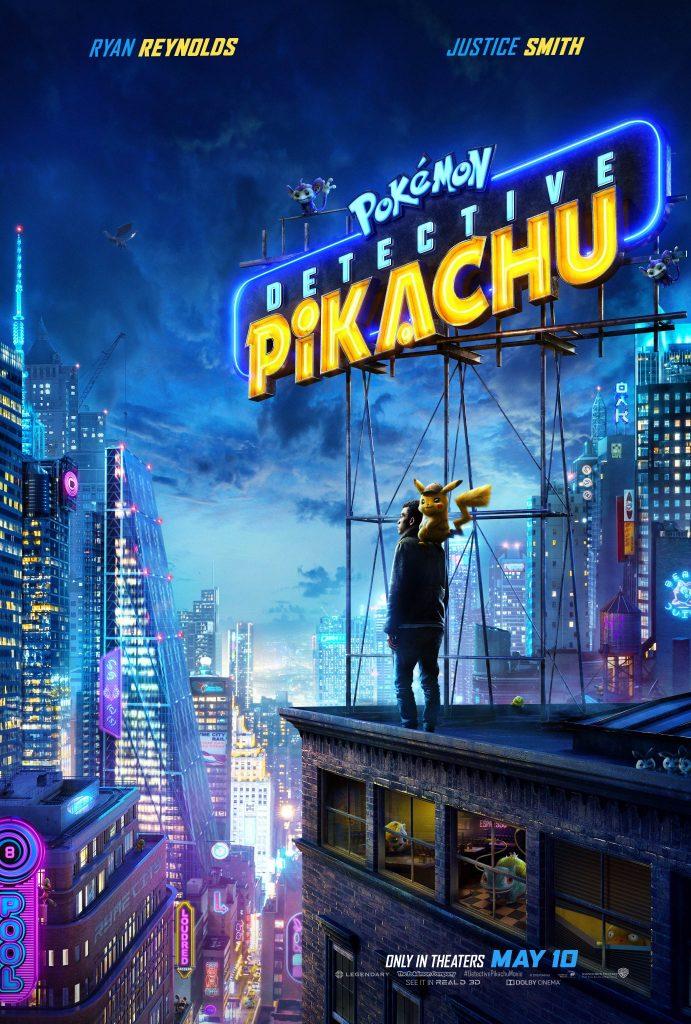 Pokémon: Detective Pikachu – Filme revela novo Teaser