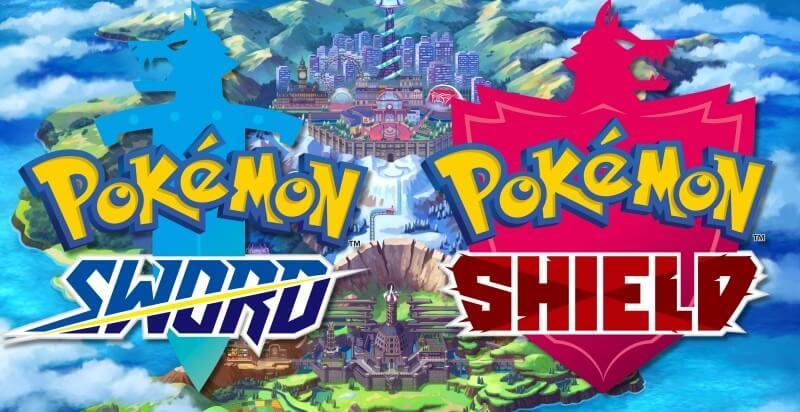 Pokémon Sword e Shield revelados na Pokémon Direct | Famitsu Dengeki Game Awards 2019 - Vencedores Revelados