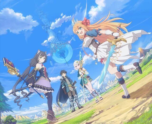 Princess Connect! Re:Dive vai receber Série Anime