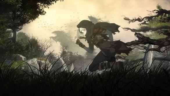 Production I.G x NETFLIX - Anime Tradicional em 4K HDR