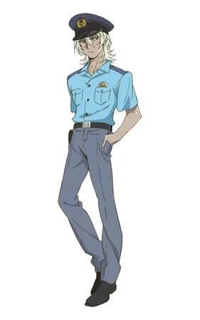 Sarazanmai - Anime revela Poster e Lyric Video