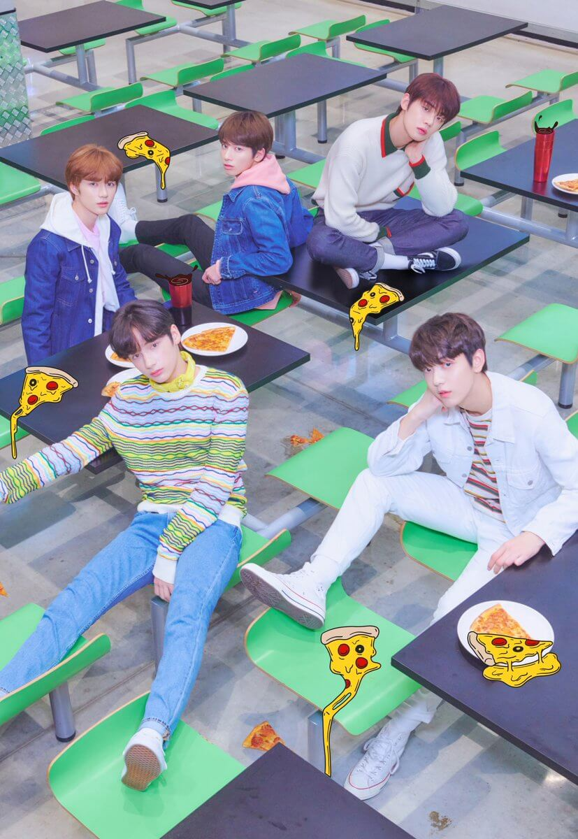 TXT - Yeonjun de fora de um Evento por Motivos de Saúde