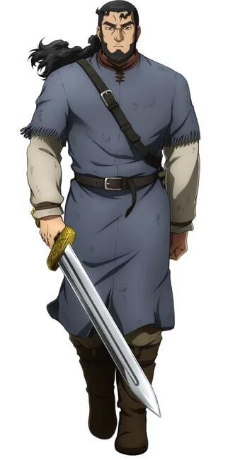 Vinland Saga anime novo poster 2