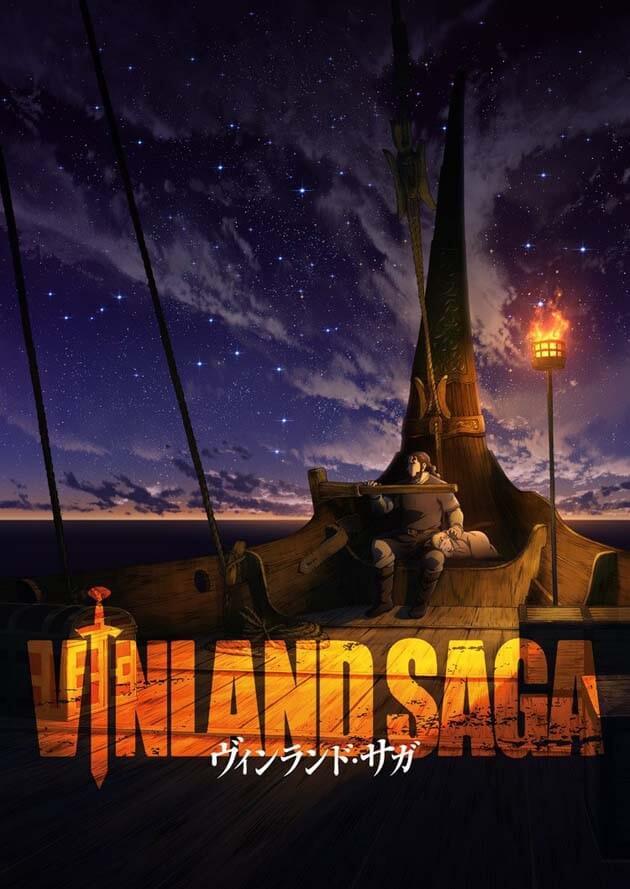 Vinland Saga - Anime revela Primeiro Vídeo Promo