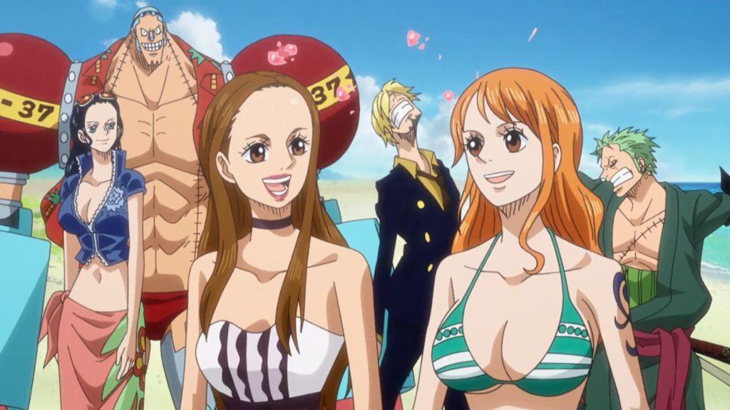 One Piece: Episódio de Skypiea - Namie Amuro