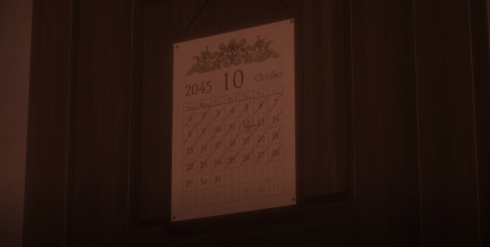 yakusoku no neverland episodio 4 calendario dia 29