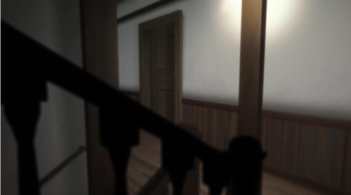 yakusoku no neverland episodio 7 camera plano