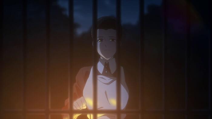 yakusoku no neverland episodio 7 mae grades