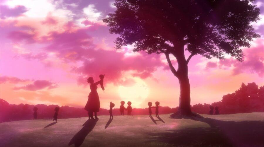 yakusoku no neverland episodio 7 opiniao animacao 2