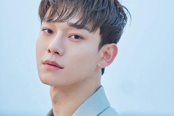 Chen dos EXO lança mais Teasers em Imagem e Vídeo para Debut a Solo com April And A Flower 3