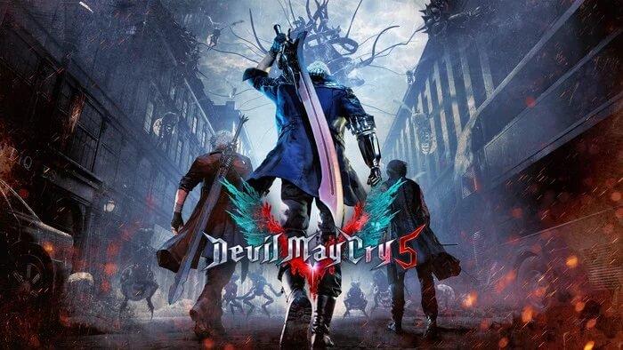 Devil May Cry 5 - Trailer Definitivo revelado