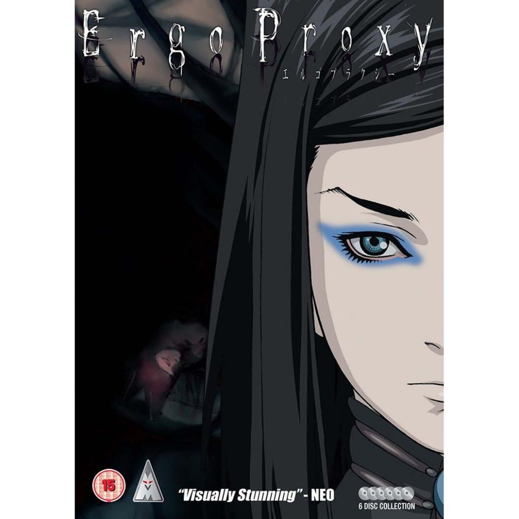 DVDs Blu-rays Anime Agosto 2012 - Ergo Proxy Collection