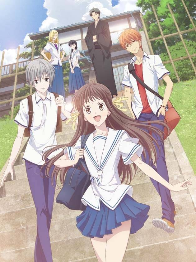 Fruits Basket - Novo Anime revela Novo Vídeo e Poster