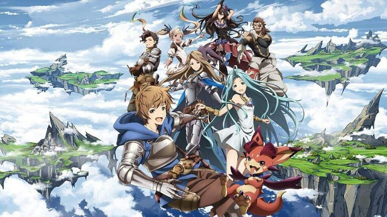 Granblue Fantasy 2nd Season'' 2º Vídeo Promo do Anime Mostra Canção Tema de Abertura