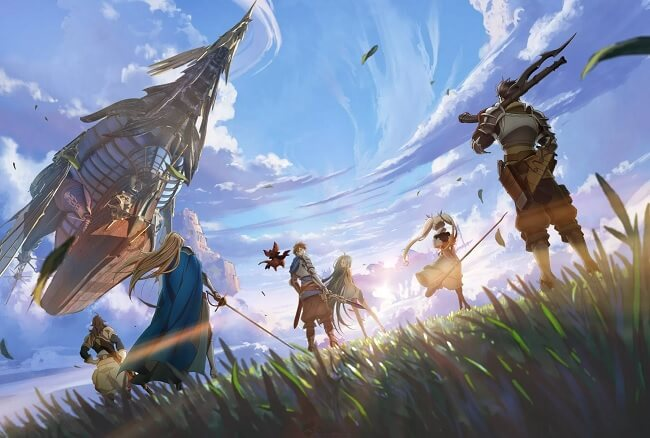 Granblue Fantasy the Animation - 2ª Temporada revela Estreia