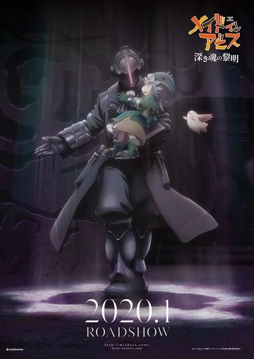 Made in Abyss - Novo Filme revela Poster e Estreia