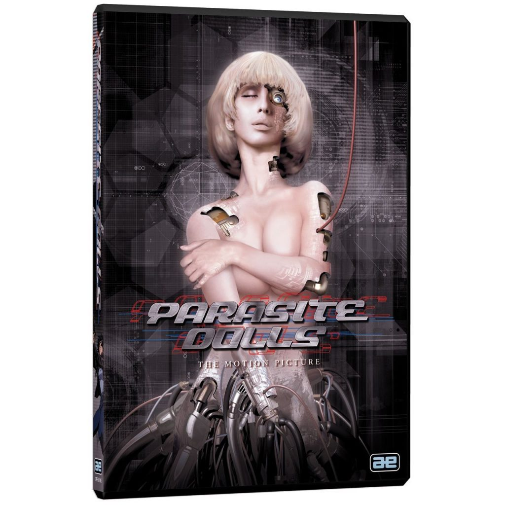 DVDs Blu-rays Anime Agosto 2012 - Parasite Dolls The Motion Picture