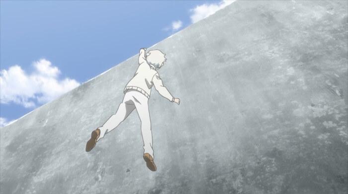 Yakusoku no neverland episodio 9 penhasco norman corda subir