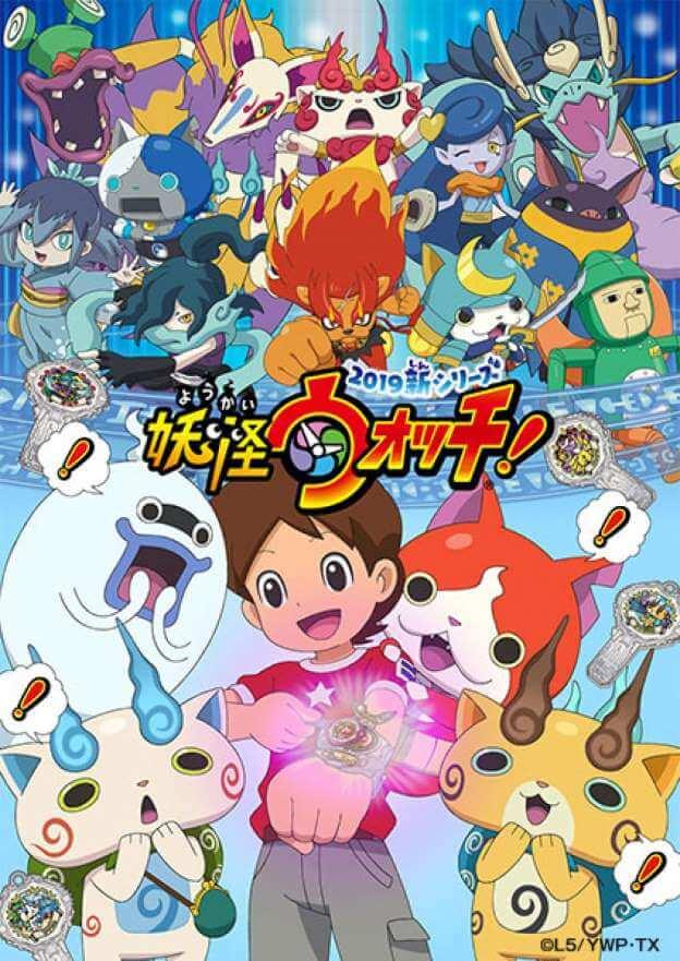 Lista Anime Primavera 2019