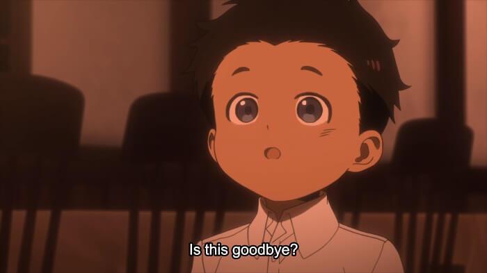 yakusoku no Neverland episodio 9 phil 1