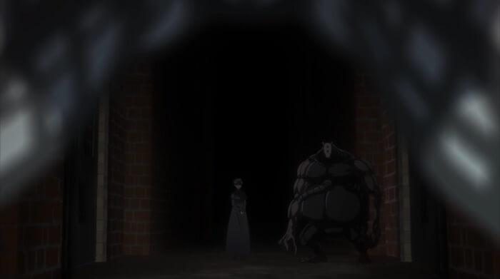 yakusoku no neverland episodio 8 demonios 1yakusoku no neverland episodio 8 demonios 1
