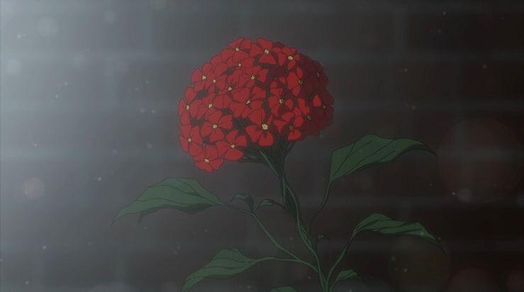 yakusoku no neverland episodio 8 krone flor morte