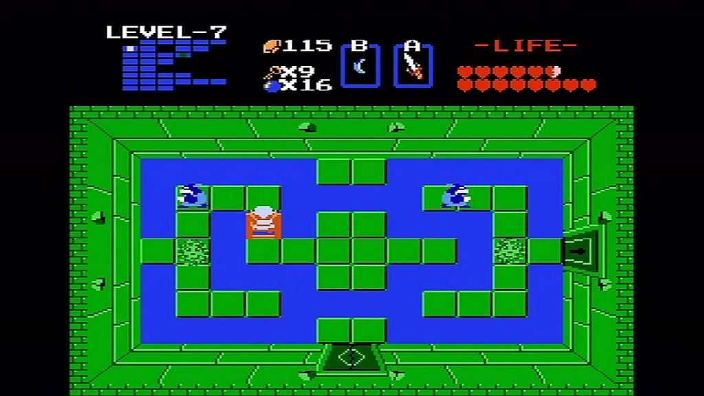 The Legend of Zelda - O começo de uma era Zelda Original