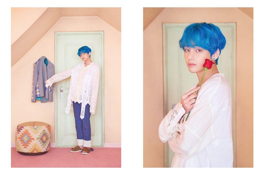 BTS lançam mais teasers para Map Of The Soul Persona