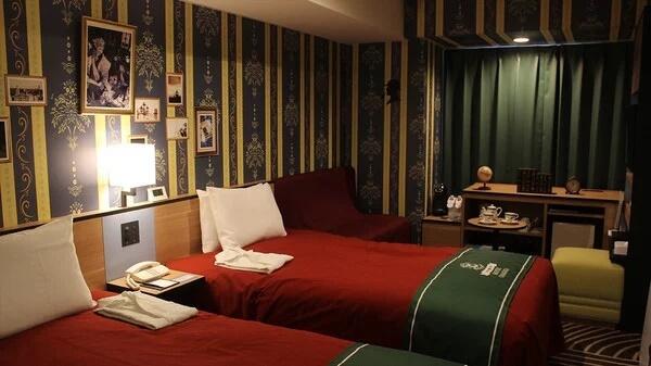 FateGrand Order - Hotel com Quartos inspirados no Jogo 10