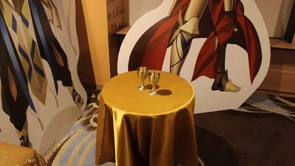 FateGrand Order - Hotel com Quartos inspirados no Jogo 6