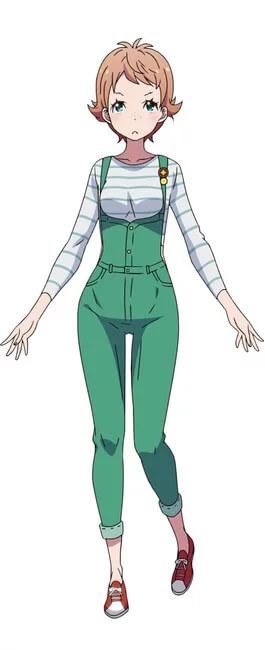 Granbelm - Anime Original revela Estreia e novo Elenco 1
