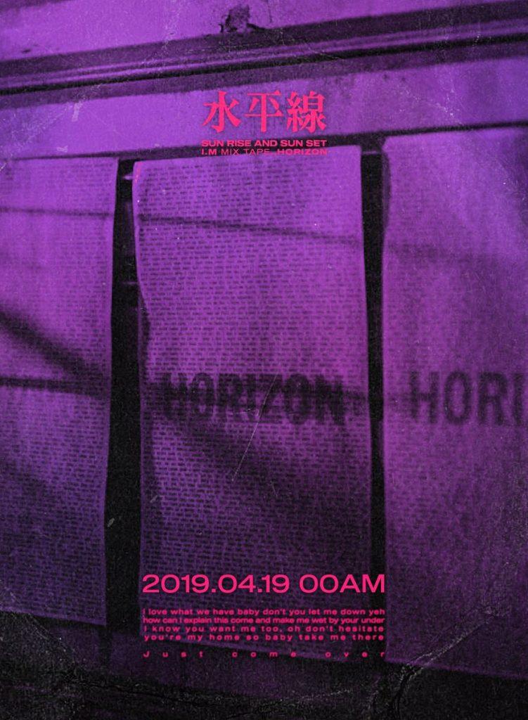 I.M dos MONSTA X anuncia a data de lançamento da nova Mixtape + revela o Primeiro Teaser