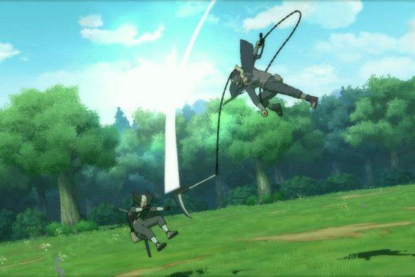 Naruto Shippuden Ultimate Ninja Storm 3 - Hanzo vs Mifune