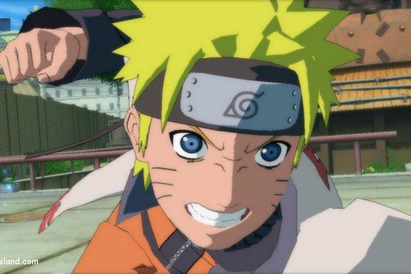 Naruto Shippuden Ultimate Ninja Storm 3 - Naruto Hokage