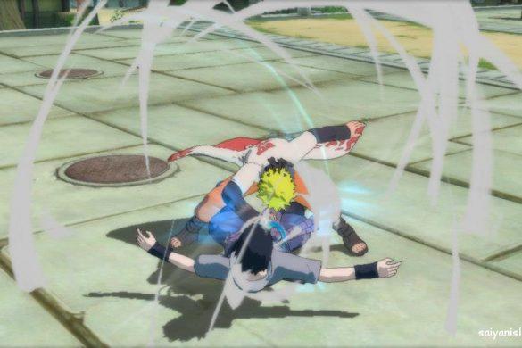 Naruto Shippuden Ultimate Ninja Storm 3 - Naruto vs Sasuke