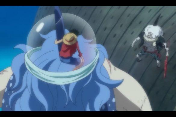 One Piece Episódio 561 - Análise